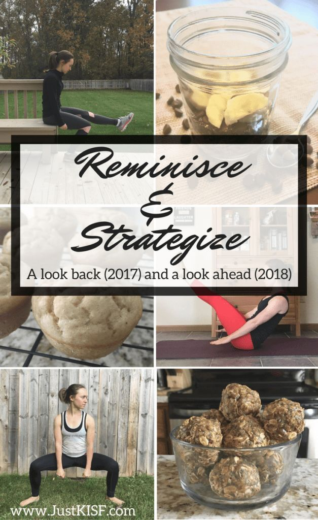 Let's take a look back through 2017 and reminisce on all the good times we've had at Just Keep it Simple Fitness!  Then we can strategize for 2018 and make it even better!