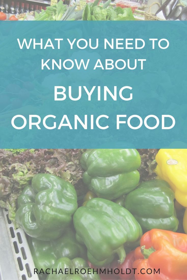 There's a lot of misconceptions about buying organic food. Learn why high quality organics are so important when you're living with food intolerance.