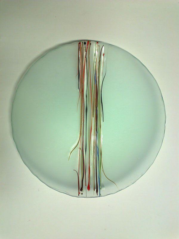 inVidro GLASS ART - Monica Faverio | Fusão de vidro: Objetos