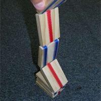Echelle de Jacob en bois Fabriquer jouet enfant