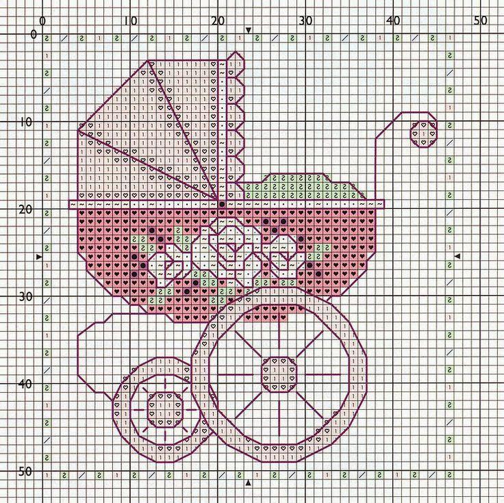 Доходят открытки, открытки для новорожденных схемы и описание