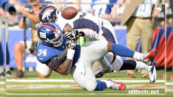 New York Giants vs Denver Broncos Live Stream Teams: Giants vs Broncos Time: 8:30 PM ET Week-6 Date: Sunday on 15 October 2017 Location: Sports Authority Field at Mile High, Denver TV: NAT New York Giants vs Denver Broncos Live Stream Watch NFL Live Streaming Online The New YorkGiants plays...