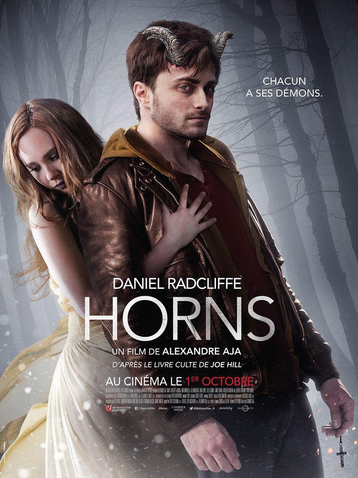 Horns d'Alexandre Aja, 2014.