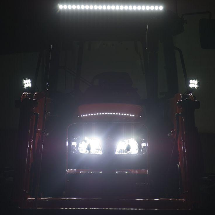 40  Off Road LED Light Bar - 120W   LED Light Bars For Trucks   & 38 best Agricultural Equipment LED Lighting images on Pinterest ... azcodes.com