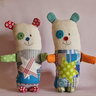 Roxy Creations: Love love love Lulu bears