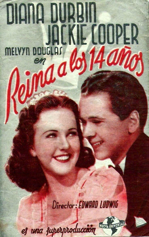 "Reina a los catorce años (1938) ""That Certain Age"" de Edward Ludwig - tt0030854"