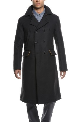 Billy Ried officer's coat