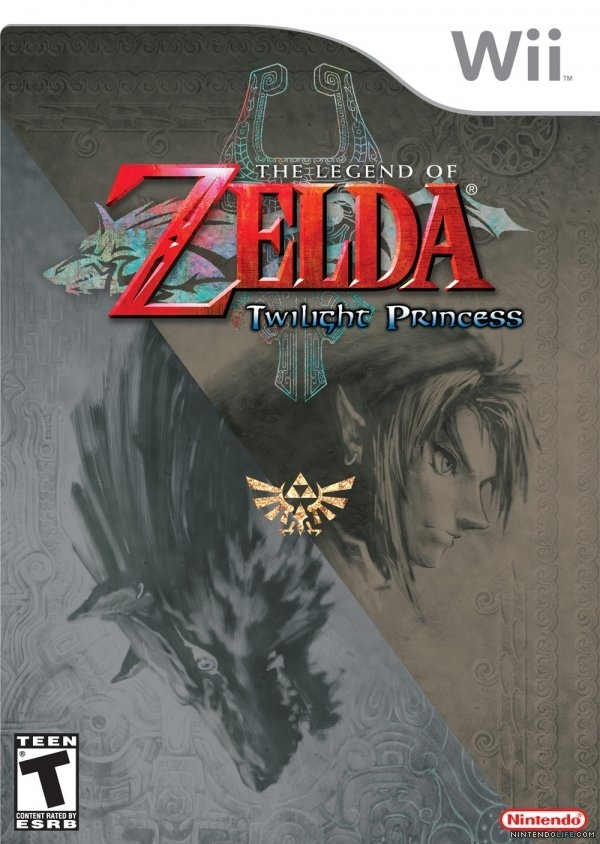 The Legend of Zelda: Twilight Princess for GameCube/Wii -it was a very good game.