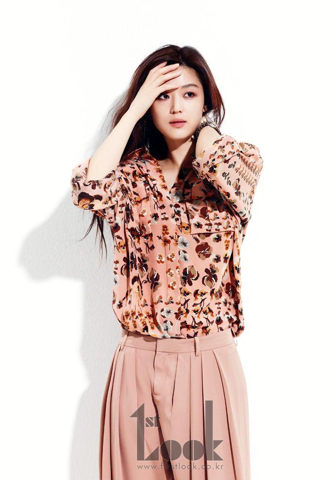 1st Look  전지현 Jun Ji-hyun