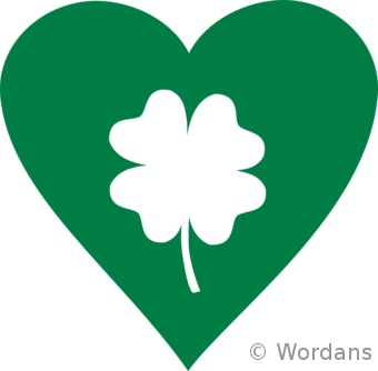 St Patrick's day T shirt designs - Heart - Shamrock tshirt
