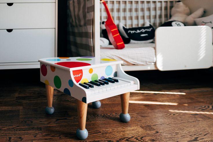 instrumenty muzyczne Janod