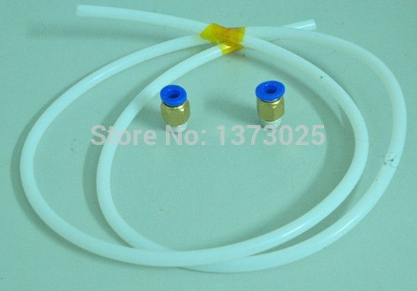 Cheap pipe tube bending, Buy Quality pipe manufacture directly from China pipe corrugated Suppliers:  Free shipping ID2mm OD4mm White Teflon Tube/ Feeder pipe with 2 pcs feeding throats 1.75mm Filament       D