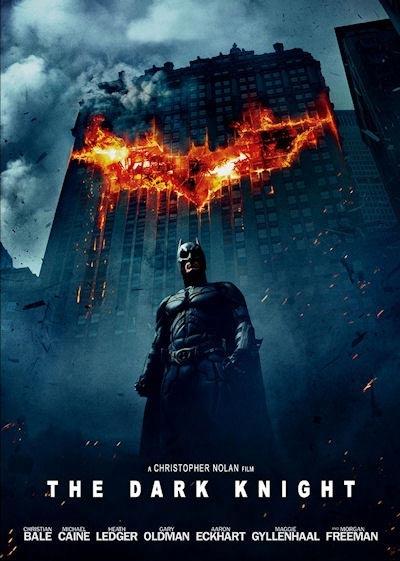Best Thriller Movies of All Time - 2008 The Dark Knight - Thriller Movies