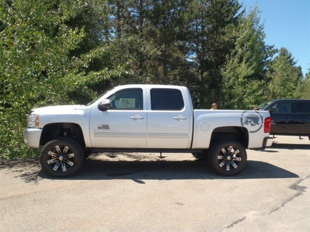 2012 Chevy Silverado 1500 Rocky Ridge Metal Mulisha Lifted Truck, check out this vehicle at http://www.conversionsforsale.com
