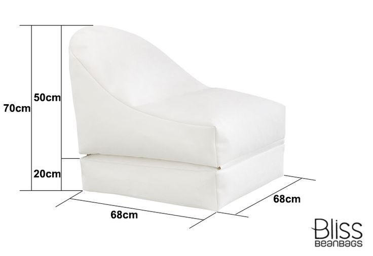 Flip Chair Bean Bag | Bliss Bean Bags Australia