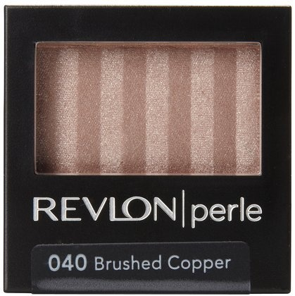 Luxurious Perle Eyeshadow-Brushed Copper
