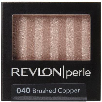 Luxurious Perle Eyeshadow-Brushed Copper
