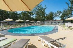 Location vacances Royan - Camping Les Chèvrefeuilles - Mobil Home - 4 personnes - 2 pièces - 1 chambre - Photo N°1