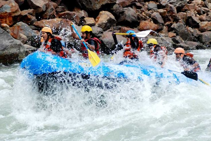The Adventure Of Rishikesh Rafting – A Fun Filled Escapade Amidst The Majestic Himalayan Foothills  >>>>   Although there is no set rule to determine the rafting in #Rishikesh cost, most tour operators charge anywhere between Rs 450 to Rs. 1800per person. The exact cost depends on the distance of the #rafting stretch where the activity is carried out as well as the difficulty level offered by the stretch.