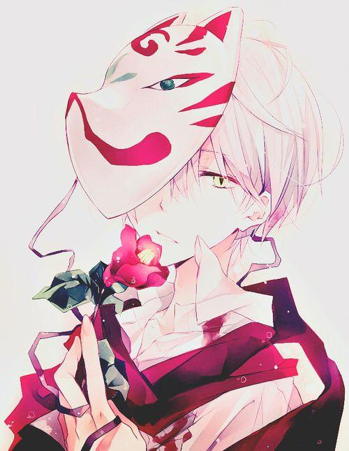 anime, anime boy, and hotarubi no mori e image