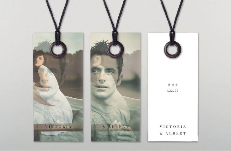 A well done campaign for a self initiated fashion company, Victoria Albert by Carlie Templeman. Everything is done with such a sophisticated detail … and how about that photography?? My favorite part is on the tags when the photographs are merged together. It fits so so well.