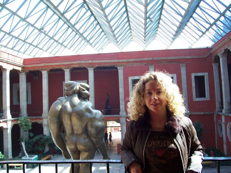 México DF Museo Jose Luis Cuevas Susana Soto Poblette