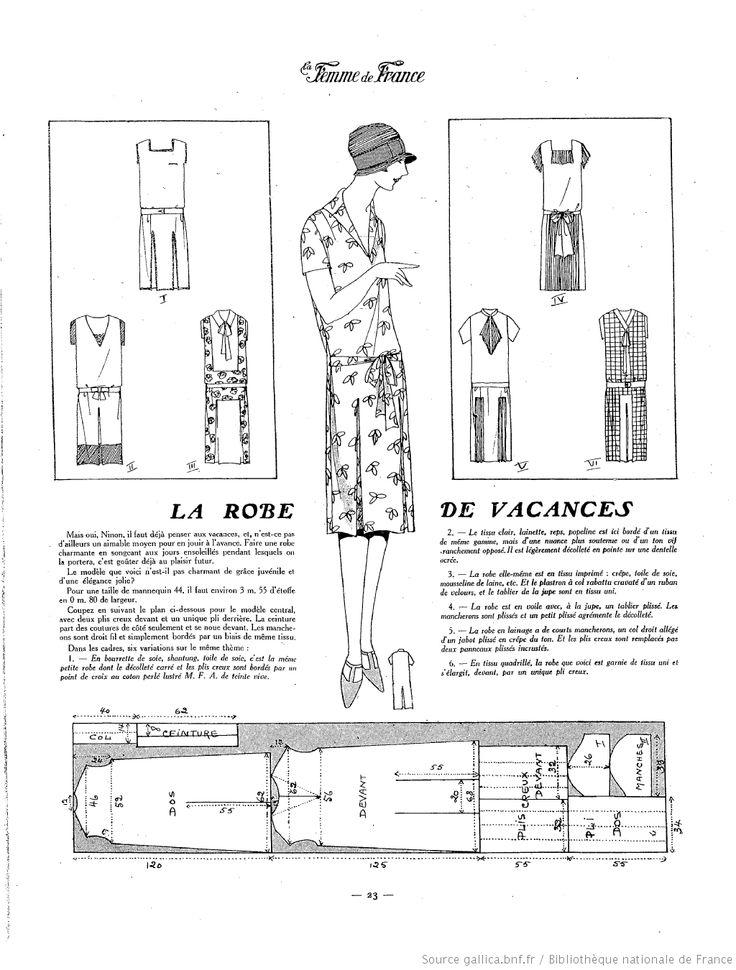 La Femme de France 1926                                                                                                                                                                                 Plus