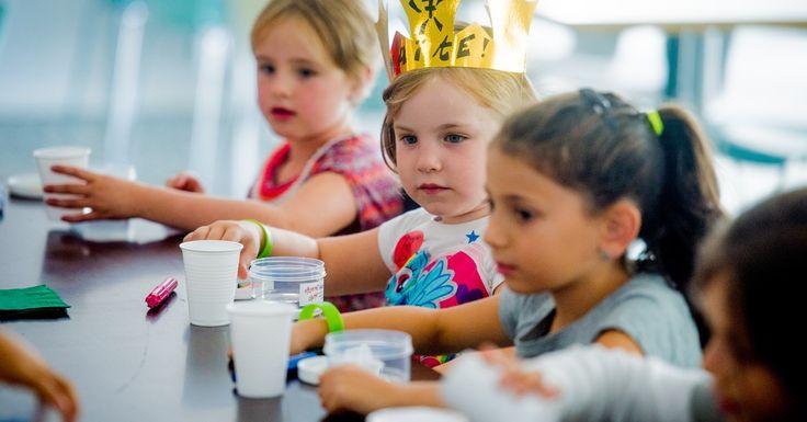 Verjaardagsfeestje voor 7-jarigen | Technopolis