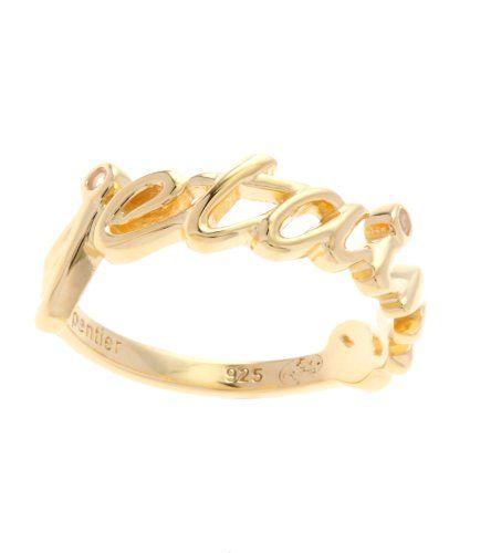 Virginie Carpentier - R330 9KY T52 - Je t'aime à la folie - Bague Femme - Or jaune 375/1000 1.70 gr - Diamant 0.008 cts - T 52 Virginie Carpentier http://www.amazon.fr/dp/B00IUGVME4/ref=cm_sw_r_pi_dp_.p06vb1GK4M07