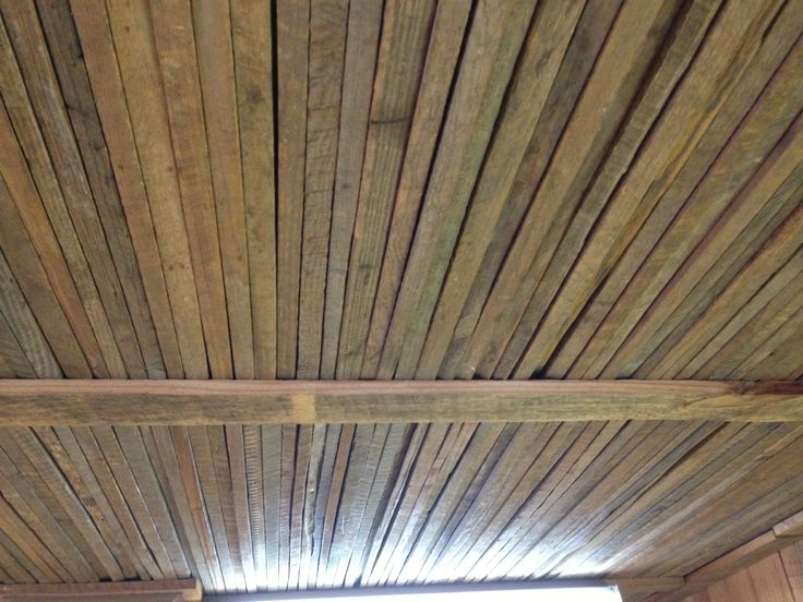 Wooden Ceiling Kitchen