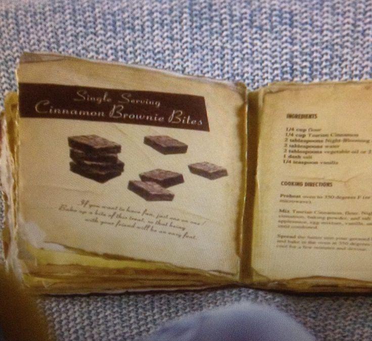Magic Cake Recipe Book
