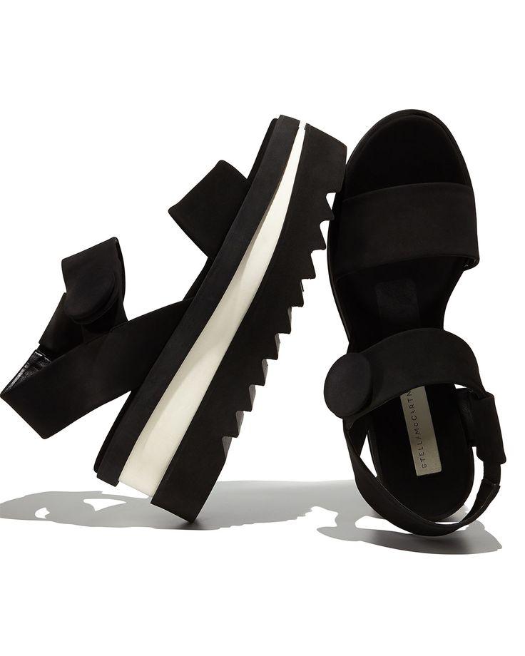 Stella McCartney Triple Platform Sandals