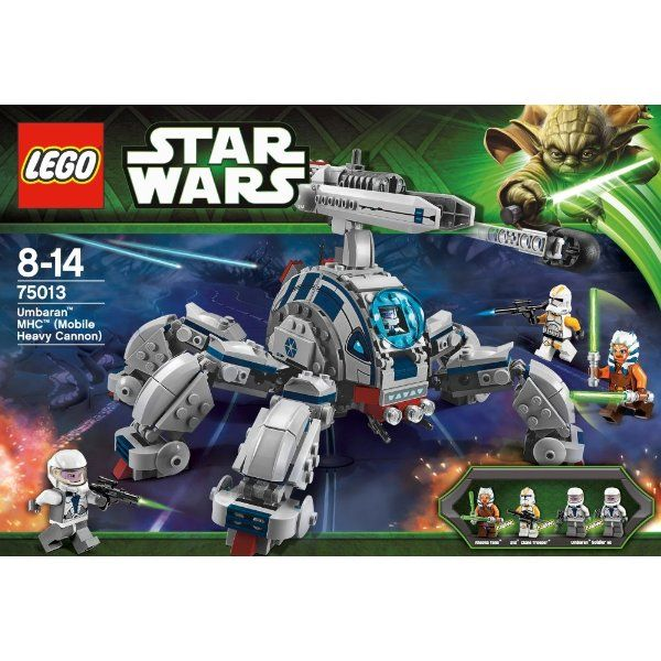 LEGO Star Wars #75013 - Umbaran MHC (Mobile Heavy Cannon)