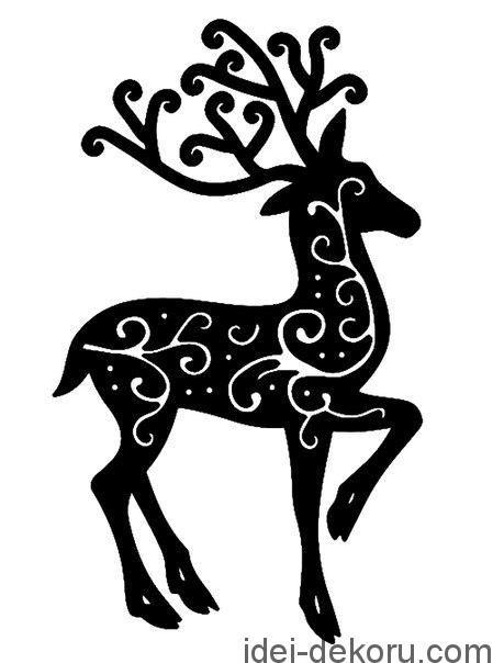�аг��зка... Читайте також також Шаблони Новорічних витинанок Новорічний декор у фіолетових тонах Новорічний еко-декор з гілочок. 3 суперські ідеї Білий колір в Новорічному декорі Різдвяні … Read More