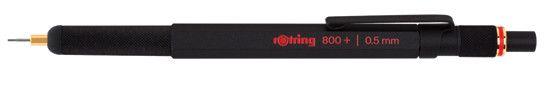 Rotring 800 Stylus Hybrid Black .5mm Pencil