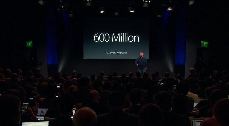Apple Makes Fun of Windows Users, Says It's Sad They Don't Upgrade Their PCs ~ PC Update