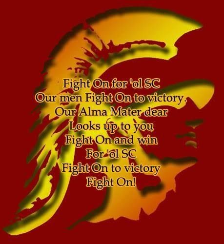 Loooooooove USC Trojan football!!!!!!
