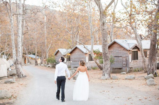 El Captain Canyon 10 Glamping Wedding Venues In California Gourmet Wedding Gifts and Personalized Wedding Guest Favors