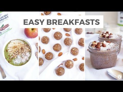 443 best healthy recipe videos images on pinterest clean eating 3 healthy breakfast recipes for fall dairy free gluten free healthy forumfinder Choice Image