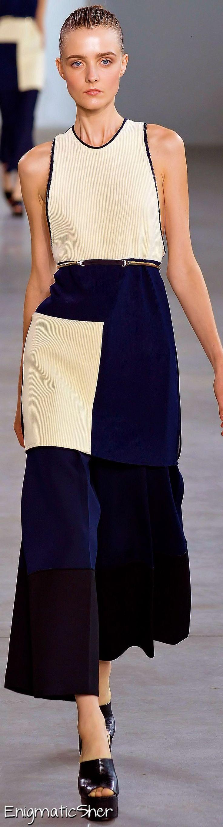 Calvin Klein Collection Spring Summer 2015 Ready-To-Wear