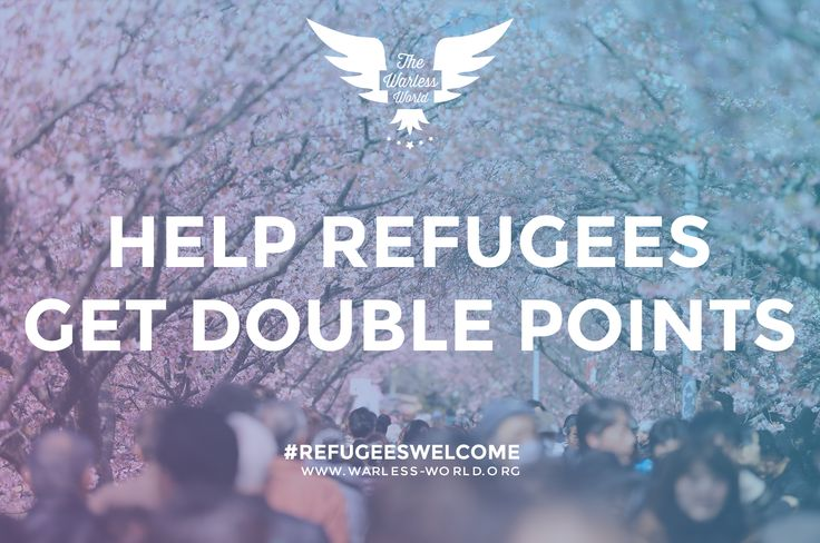 English version below  Die letzten Tage ist die Nachrichtenlandschaft von der aktuellen Flüchtlingssituation gezeichnet. Dabei darf jedoch nicht vergessen werden, dass es sich hier um Menschen in Not handelt, die auf unsere Hilfe angewiesen sind! Als Kampagne zur Förderung und Stärkung des sozialen/gesellschaftlichen Engagements sind wir stets bemüht, auf aktuelle Ereignisse einzugehen und haben daher unser System um die Flüchtlingshilfe erweitert. Zudem haben wir diese neuen Kategorien mit…