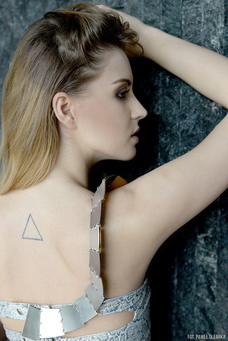 Cooperation GIORRE & Polish fashion designer  Basia Olearka #Giorre #fashion #lookbook #basiaolearka