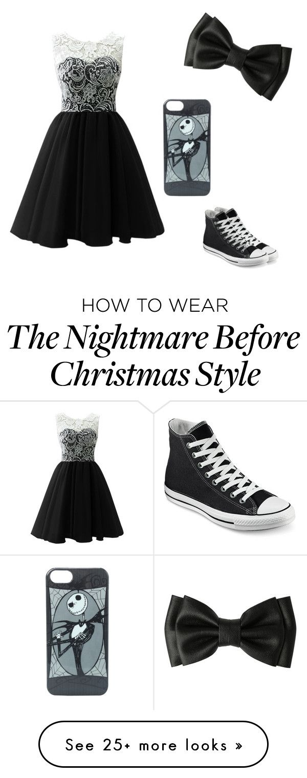 Dance attire by thepandaisreal on Polyvore featuring Converse