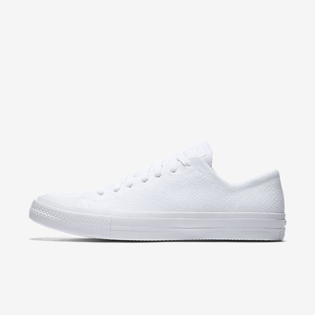 designer fashion c061e f0b8b Converse Chuck Taylor All Star x Nike Flyknit Low Top Unisex Shoe