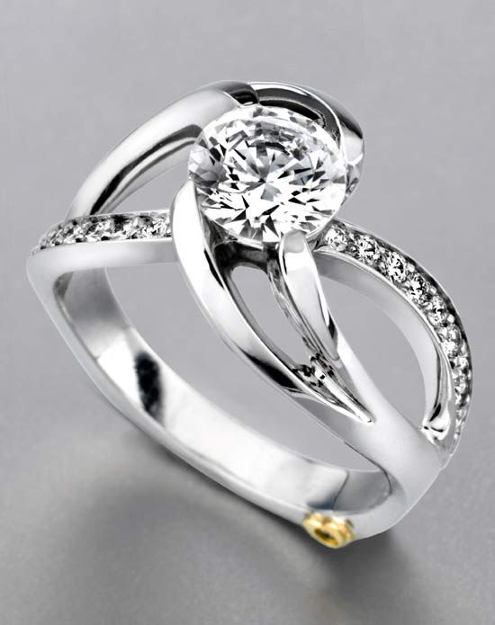 The Knot: #engagement #ring This is the one that I want. Gorgeous!!!