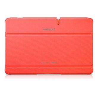 Oryginalne etui do Samsung Galaxy Tab 2 [10.1 cala]. Ochrania i zapewnia wygodę w codziennym użytkowaniu tabletu. Funkcja nachylenia ułatwia pisanie, albo oglądanie filmów i zdjęć, gdziekolwiek jesteś.  Produkt w kolorze pomarańczowym.