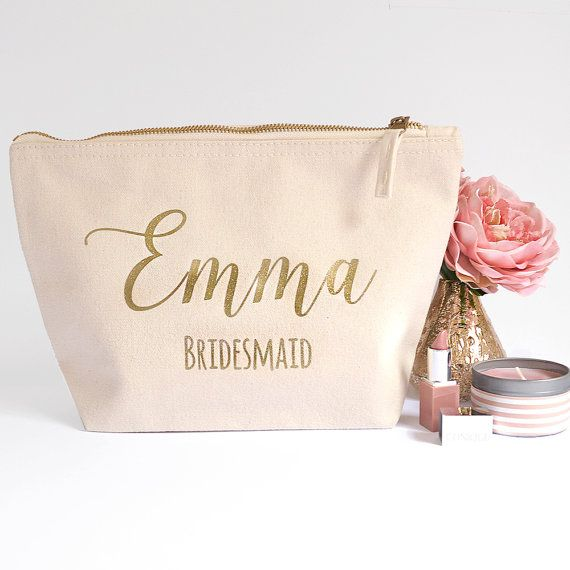 Hey, I found this really awesome Etsy listing at https://www.etsy.com/uk/listing/253869671/ivory-personalised-bridesmaid-gift-make