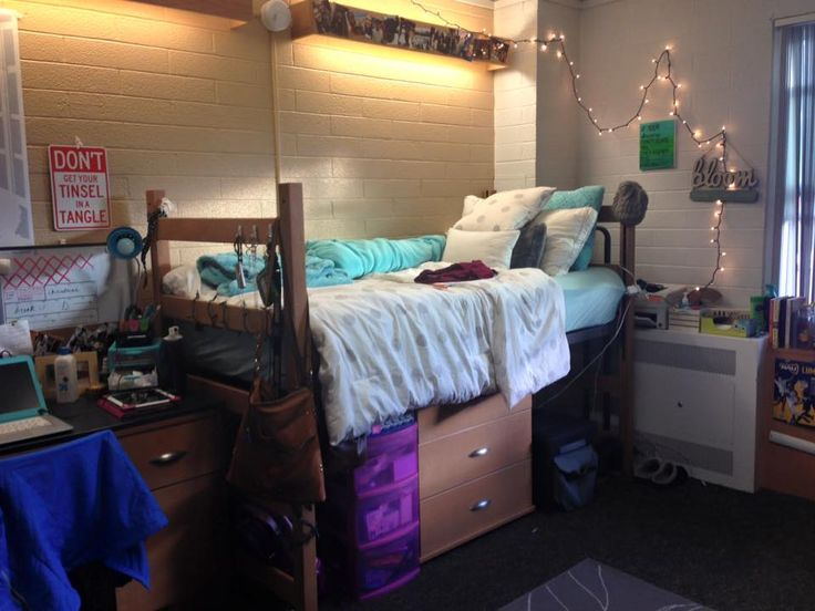My Freshman Dorm At Northern Arizona University! Part 95