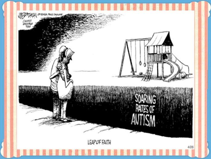 Βλέποντας τον αυτισμό μέσα από τα μάτια ατόμων που ανήκουν στο φάσμα...