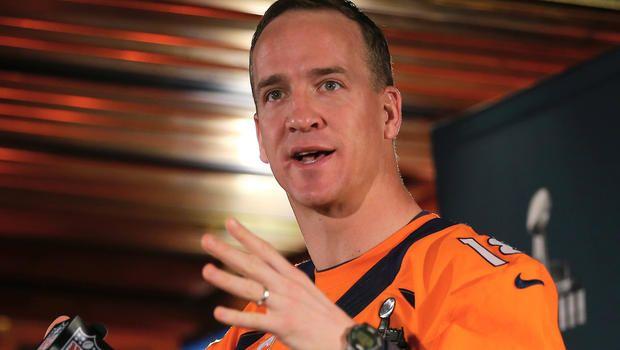 Peyton Manning wins record 5th MVP award ahead of Super Bowl 2014 - CBS News- #ProFootballDenverBroncos
